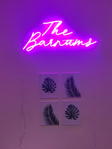 Neon Sign for home decoration