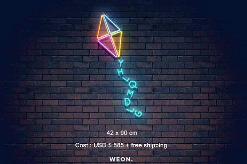 Custom Neon Sign ( Megan Deniz )
