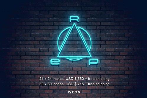 Custom Neon Sign ( Chelsey Kuhn )