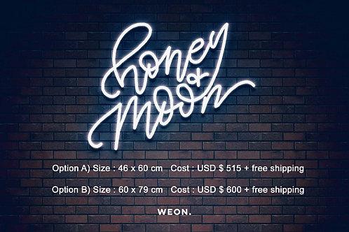 Custom Neon Sign ( Aden Parsons )