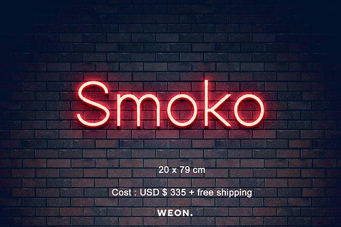 Custom Neon Sign ( Evan Lewandowski )