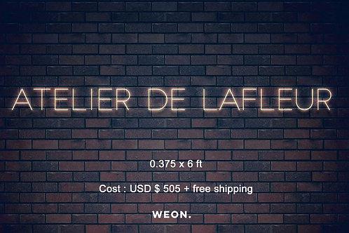 Custom Neon Sign ( Colleen LaFleur )