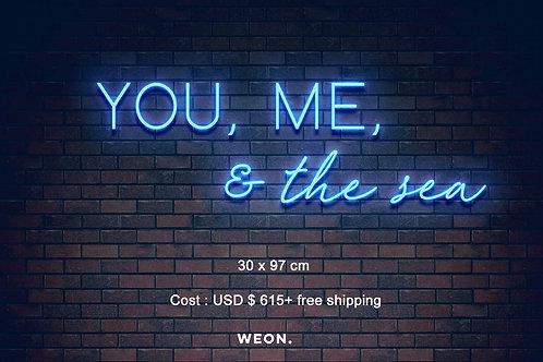 Custom Neon Sign ( Sarohnny Jaskula )