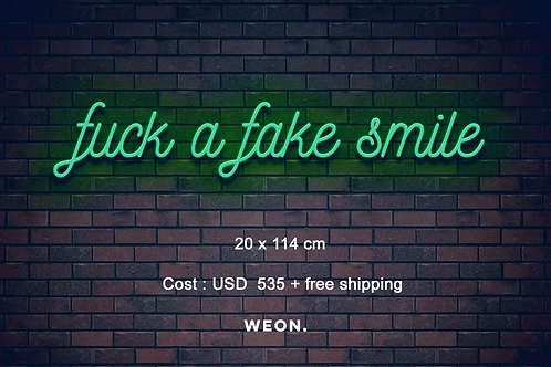 Custom Neon Sign ( Gracie Gilbert )