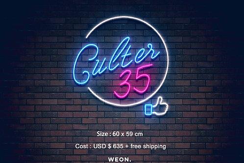 Custom Neon Sign ( culter35 )