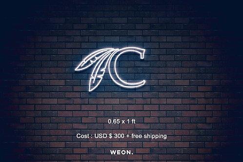 Custom Neon Sign ( Colton Scott 2 )