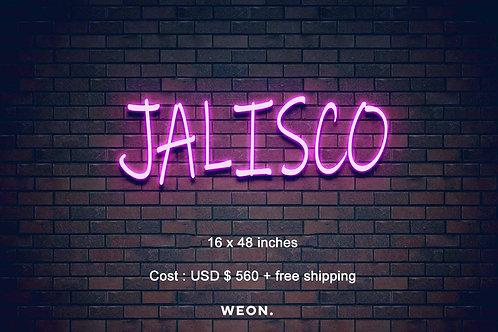 Custom Neon Sign (  jaliscollc  )