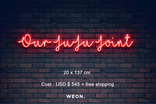 Custom Neon Sign (karenmichele716)