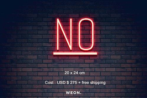 Custom Neon Sign ( Adam Behr )