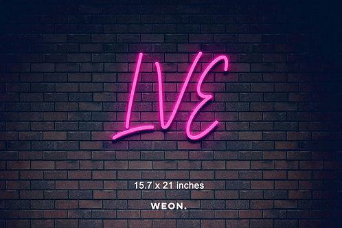 Custom Neon Sign ( trina bowman )