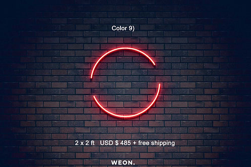 Custom Neon Sign ( Paula Badali )