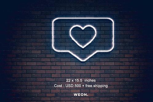Custom Neon Sign ( Jun Hyung Park )