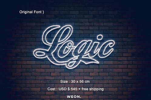 Custom Neon Sign ( Alexandra Lopez  )