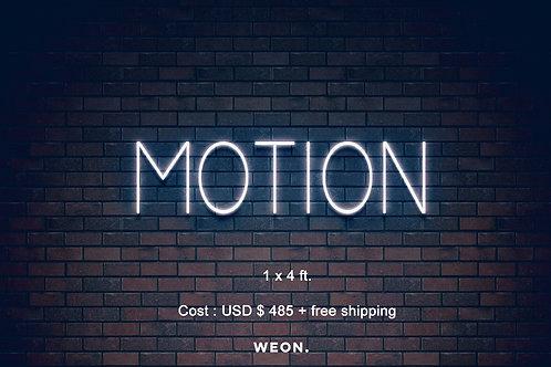 Custom Neon Sign ( Michael Pratt )