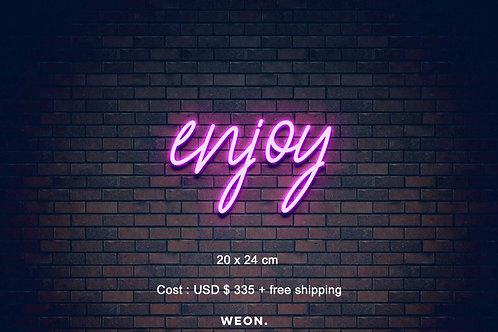 Custom Neon Sign ( Jamie Greer )