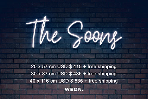 Custom Neon Sign ( I-Shan Chiang )