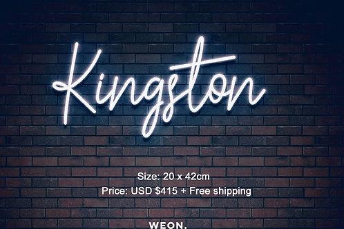 Custom Neon Sign ( Katrina Stumbos )