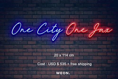 Custom Neon Sign (  Mallory Wanek )