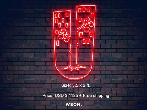 Custom Neon Sign ( Beau Turner )