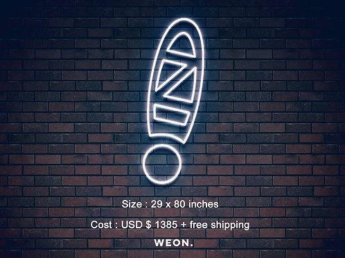 Custom Neon Sign ( Yesenia Perez )