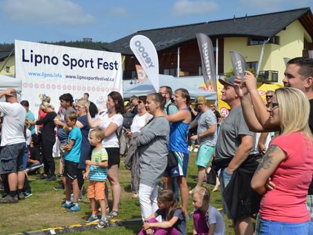 Jaký byl letošní Lipno Sport Fest?