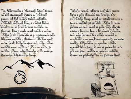 Pověst o Flašinetáři z Martinského mlýna
