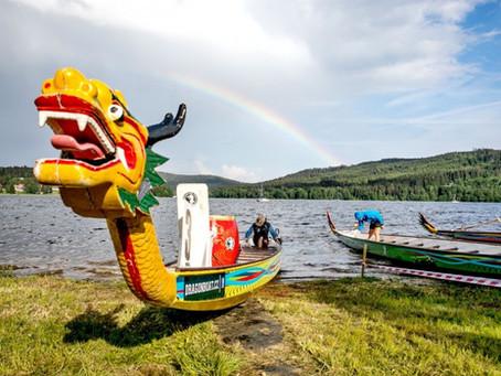 Lipno Dragon Boat Race 2020 - NOVÝ TERMÍN