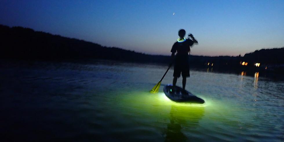 SUP Paddleboard Night race