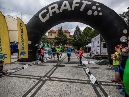 TZ - Crafťáci zahájili třetí sezonu týmových půlmaratonů vítězstvím + fotogalerie