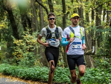 Na nejstarším českém maratonu z Prahy do Dobříše to byla rodinná párty Gerychových