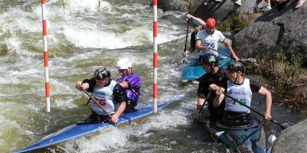 Vodní slalom - Mistrovství ČR + Český pohár