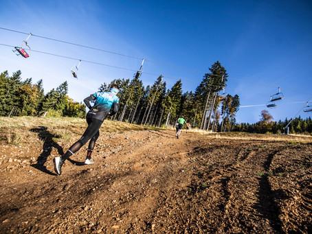 Trail Running Cupu na Králickém Sněžníku - fotogalerie