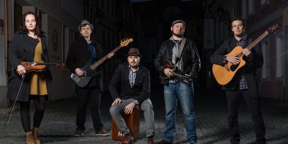 Naked Proffesors - irish music