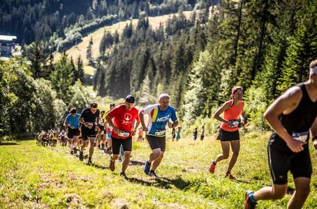 Trail Running Cup obsahuje 3 maratony a 5 dalších běhů