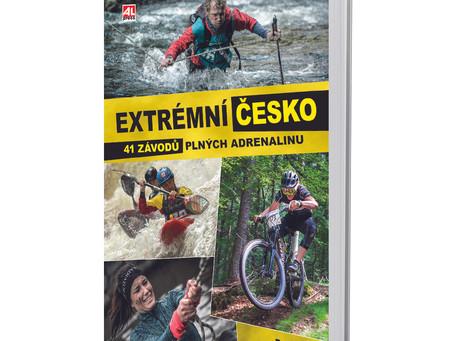 Nová kniha: Extrémní Česko - 41 závodů plných adrenalinu