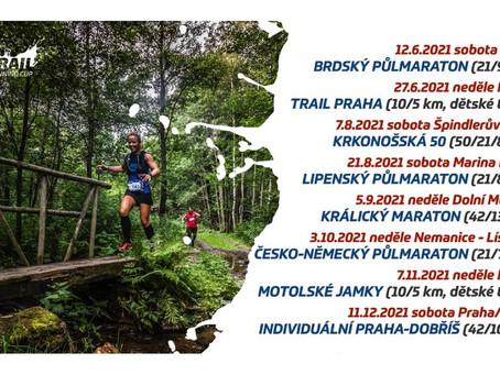 Trail Running Cup posouvá datum startu na červen, o závody nepřijde