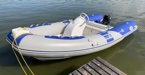 Nový záchranný člun