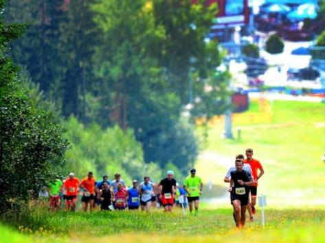 Lipenský půlmaraton je tady, bez krpálu na Slupečný vrch