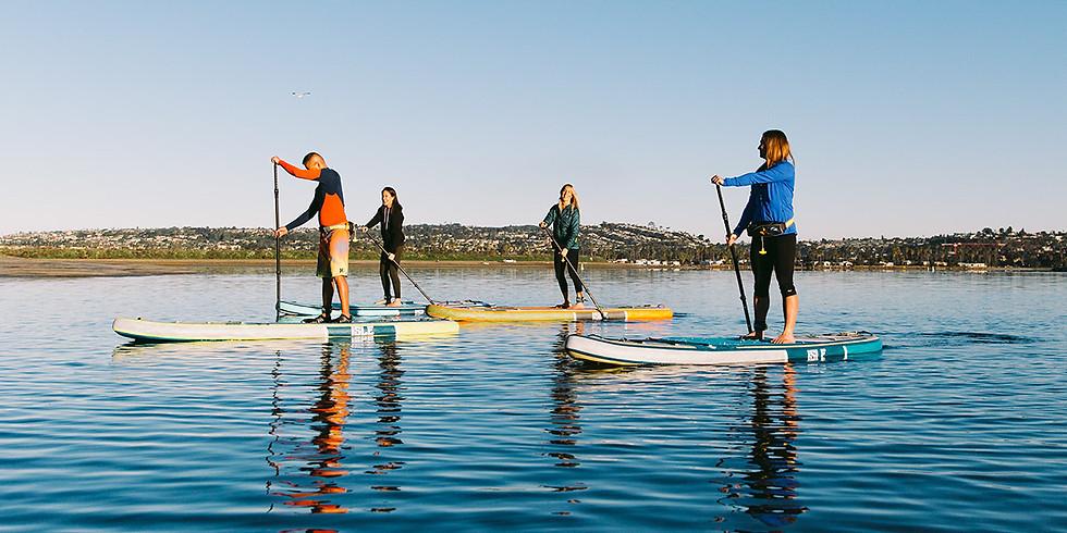 S.U.P. paddleboardy pro veřejnost