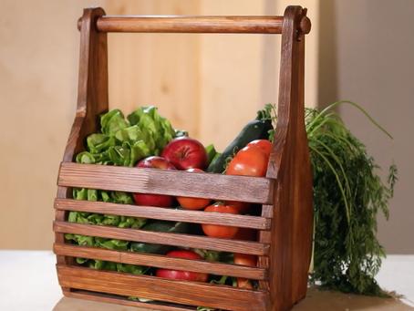 Přenoska na zeleninu