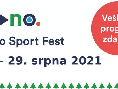 Lipno Sport Festival 2021