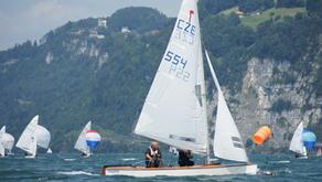 6. místo na Mistrovství Evropy LT Pirát