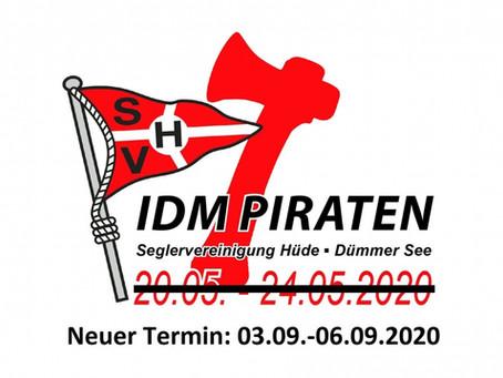 Mistrovství Německa - nový termín