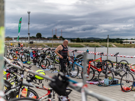 Fotogalerie: ICT Interval Half Ironman