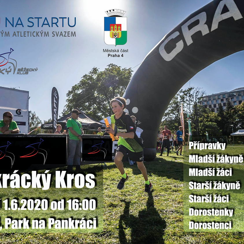 Spolu na startu - Pankrácký kros
