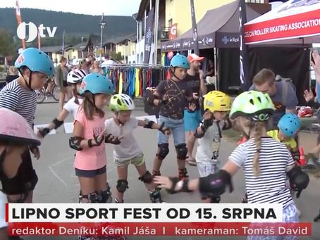 jTV - Lipno Sport Fest
