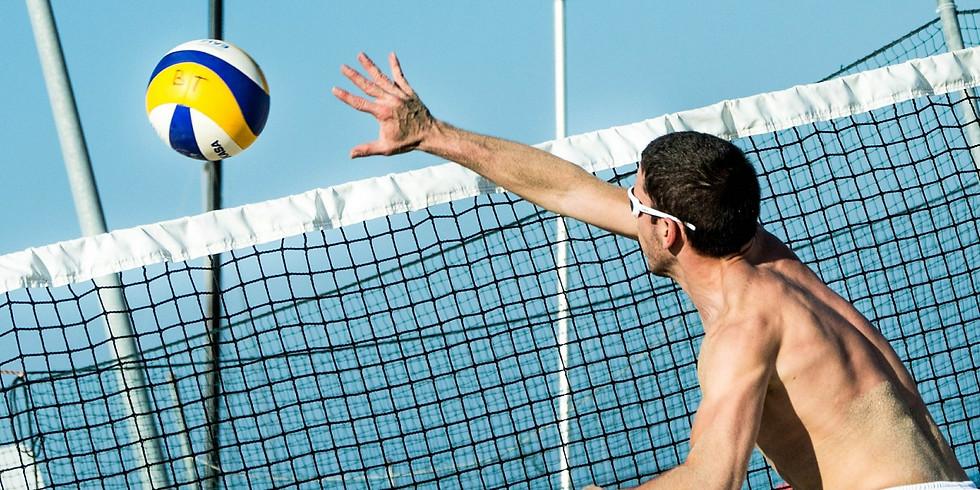Škola beach volejbalu - dospělí