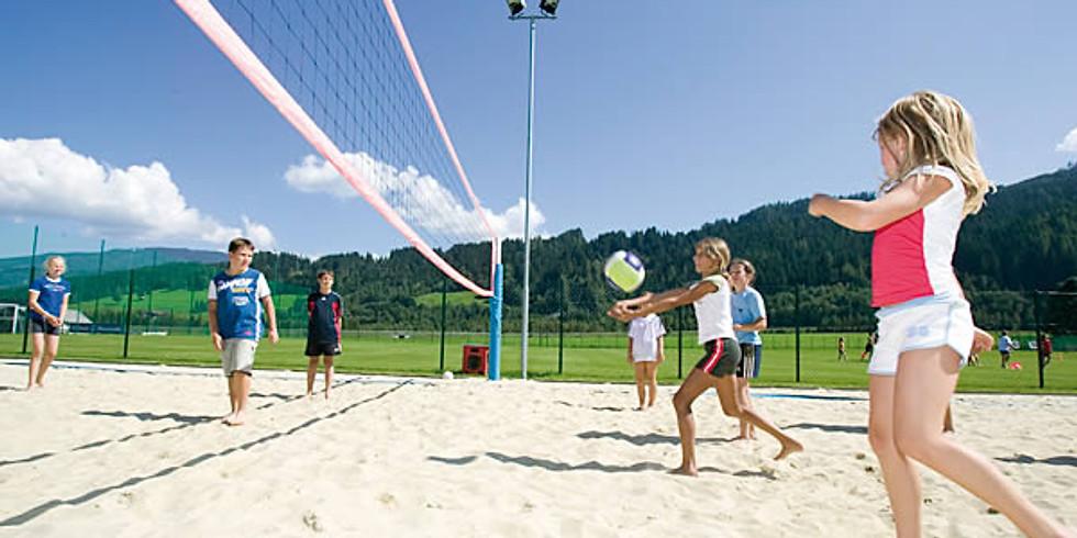 Škola beach volejbalu
