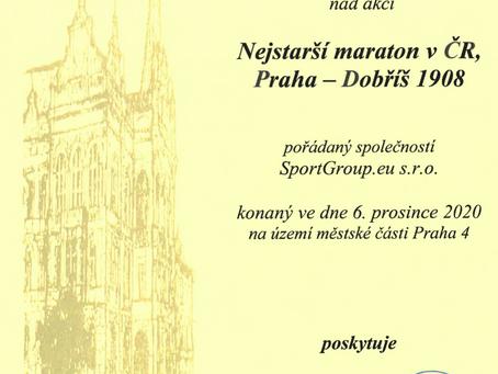 Záštita Praha 4
