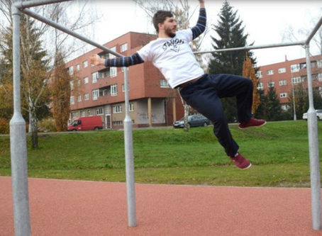 Hitem letošního Lipno sport festu je parkur